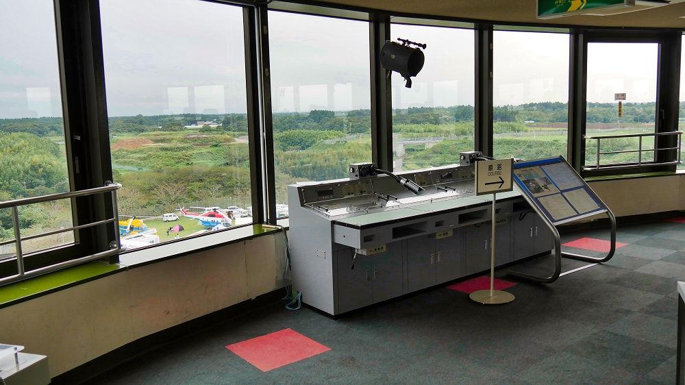 航空科学博物館5F