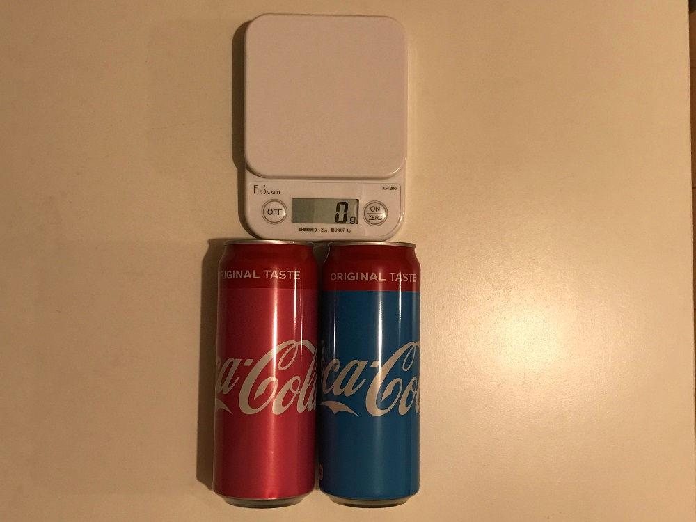 コカ・コーラの500ml缶