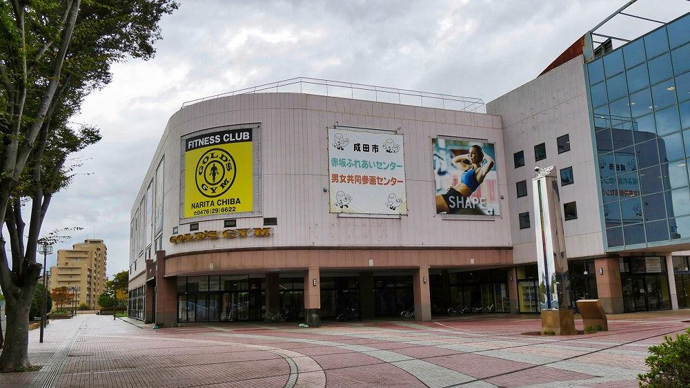 ボンベルタ成田アネックス館B棟