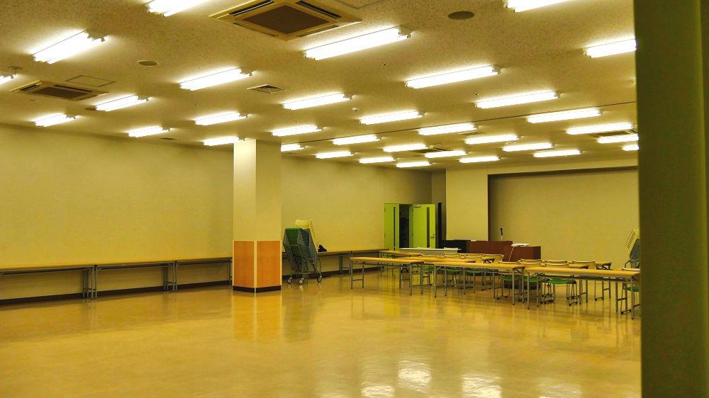 男女共同参画セミナーの会場