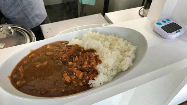 9秒カレー成田三里塚店