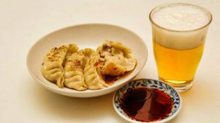 南京亭の餃子