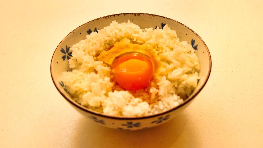 『たまご屋さんコッコ』の卵かけご飯