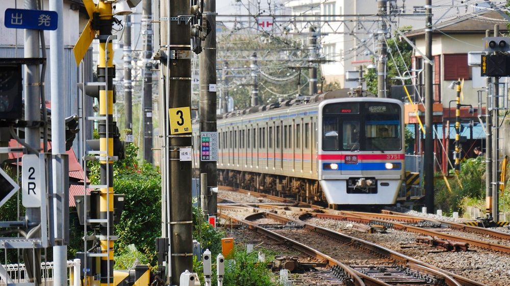 京成電鉄成田駅