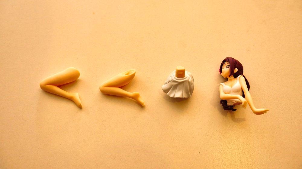 Gasha Portraits ラブライブ!サンシャイン!! 06 桜内梨子