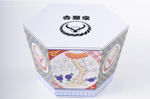 『2019年福箱セット7品17食』特製ギフト箱