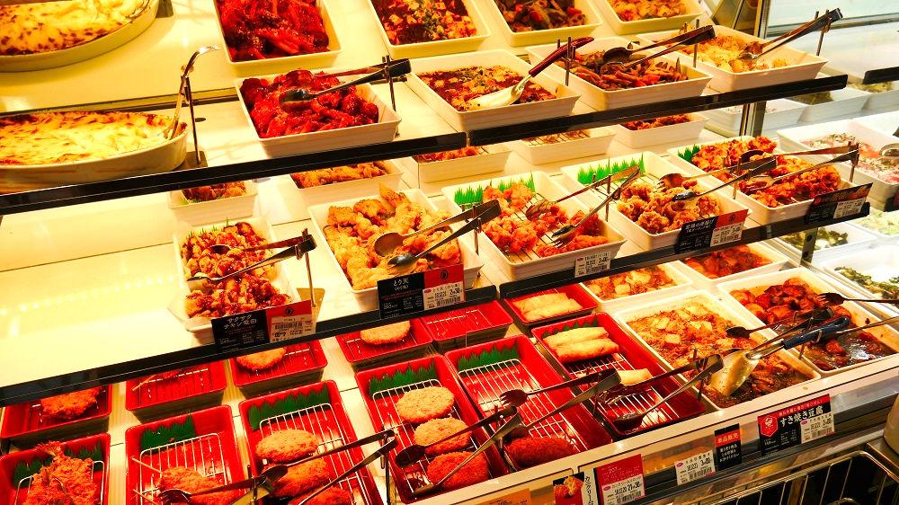 オリジン弁当は総菜と弁当の併売店