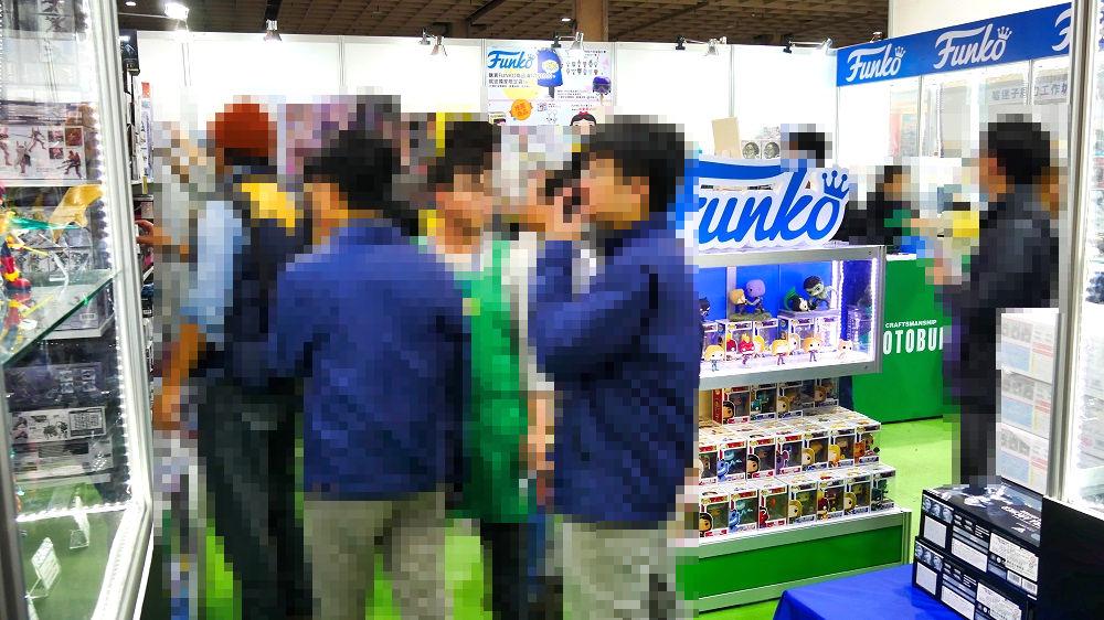 第7回台北国際動漫節(TICA)コトブキヤ店舗