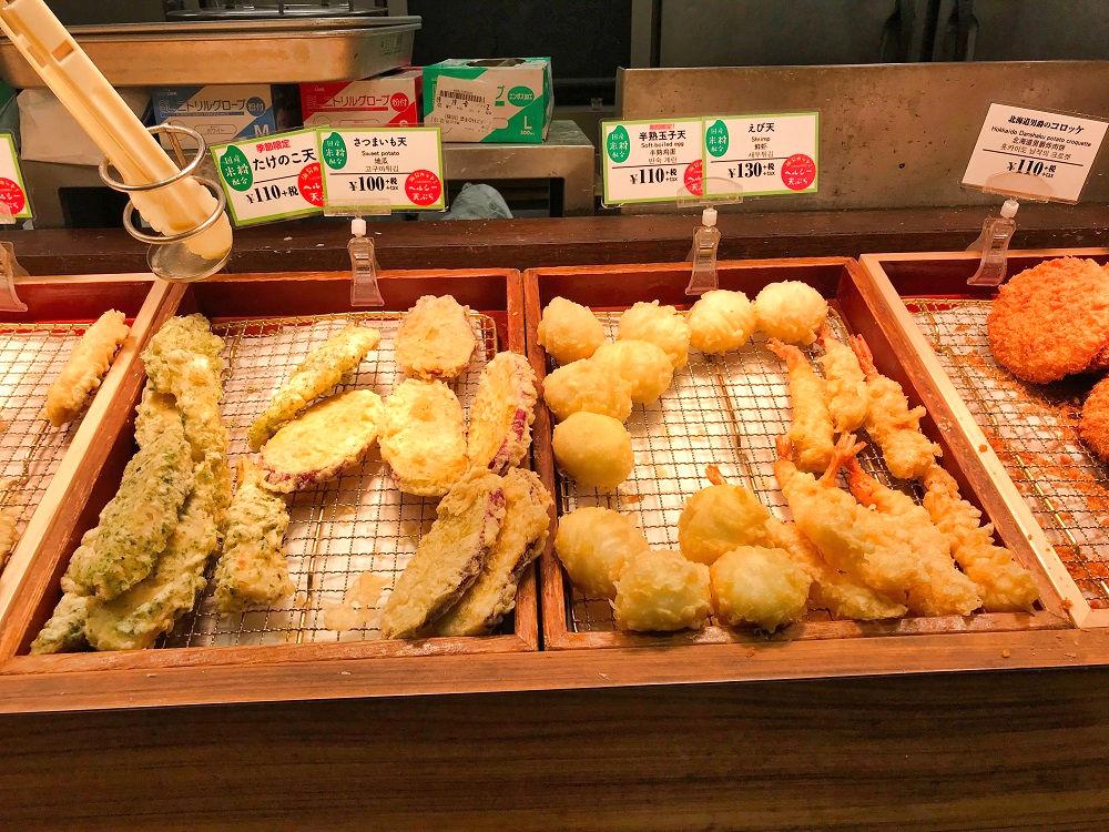はなまるうどん渋谷センター街店の注文方式