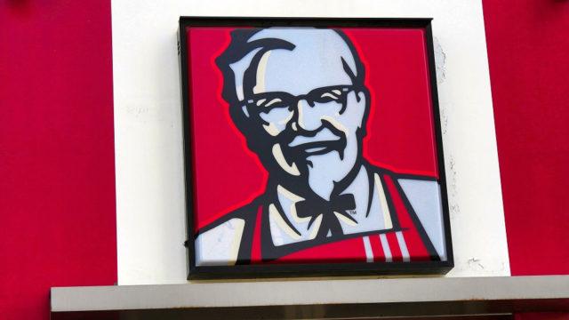 KFCカーネルサンダース