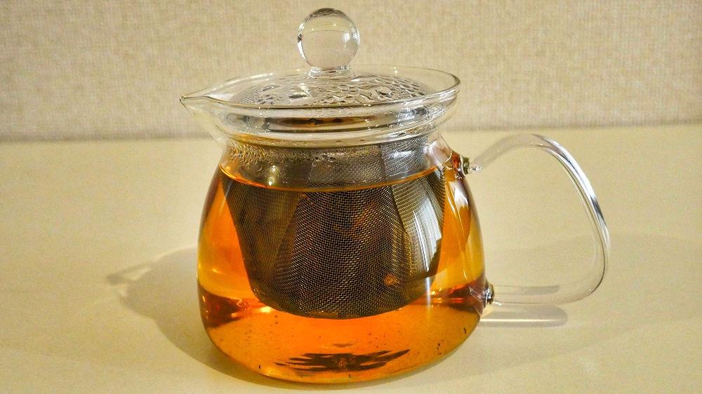 一保堂の「いり番茶」