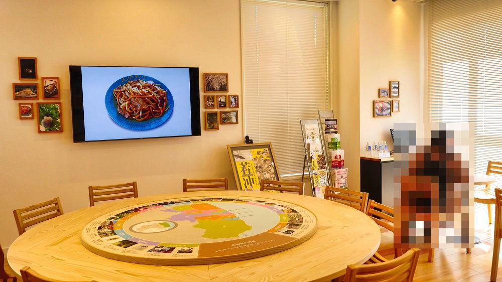 東京電力「廃炉資料館」情報スペース