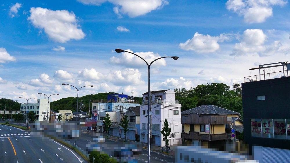 永山園歩道橋