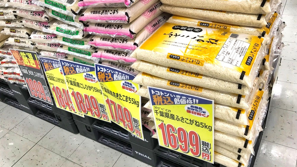 トライアルbox成田店の販売価格