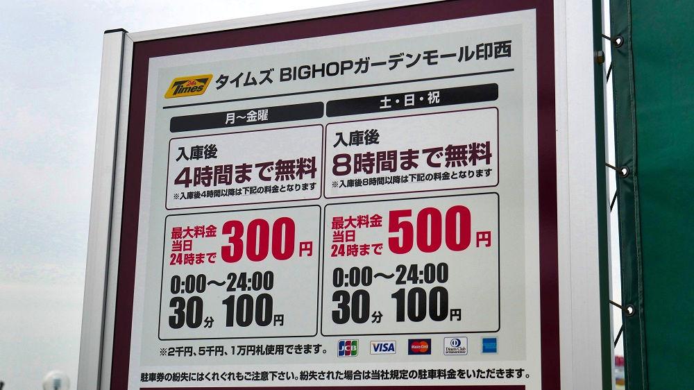 丸亀製麺「BIGSHOPガーデンモール印西」店への行き方