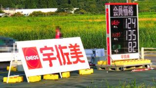 宇佐美のガソリンスタンド『成田エアポート店』