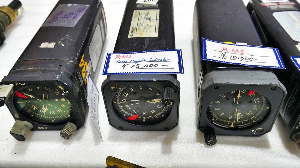 RMI(Radio Magnetic Indicator)、10,000円~15,000円