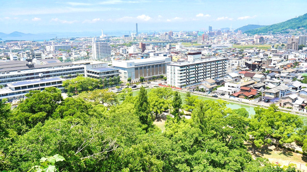 香川県丸亀市