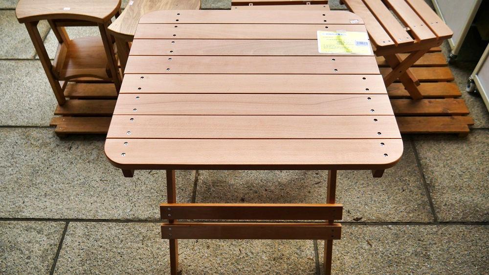 名古屋刑務所製「折り畳みテーブル」、6,100円