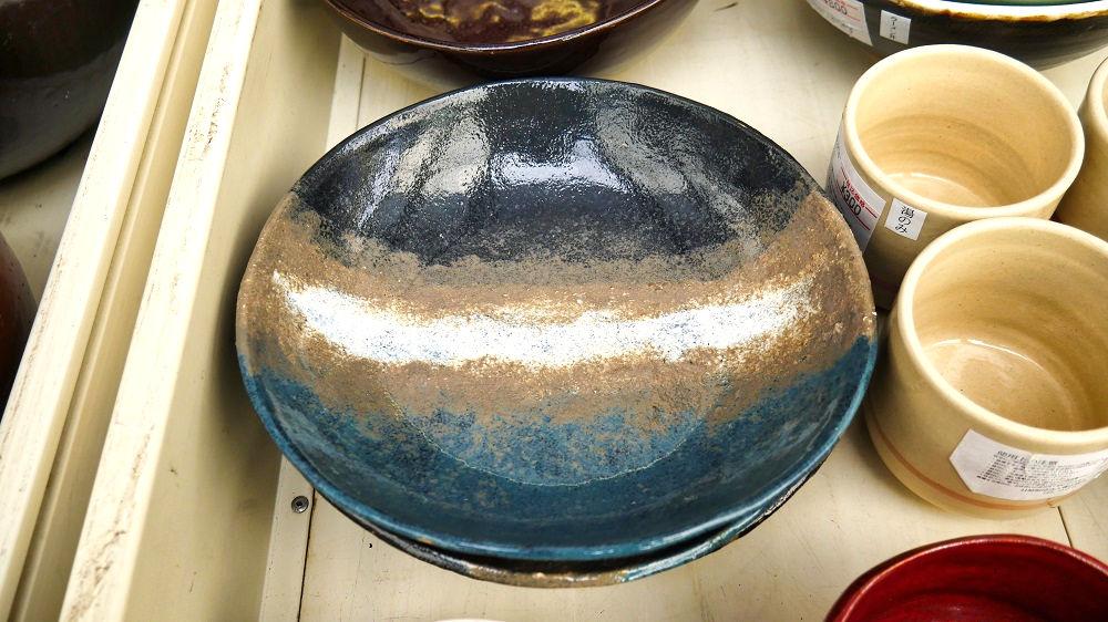 千葉刑務所製の中皿、300円