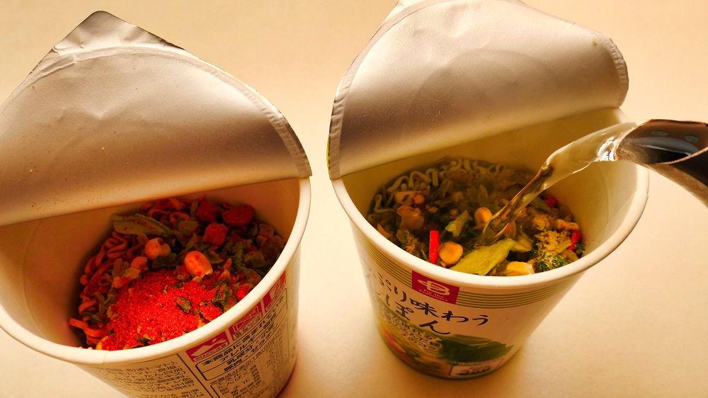 ベイシア『野菜をたっぷり味わう』シリーズを調理