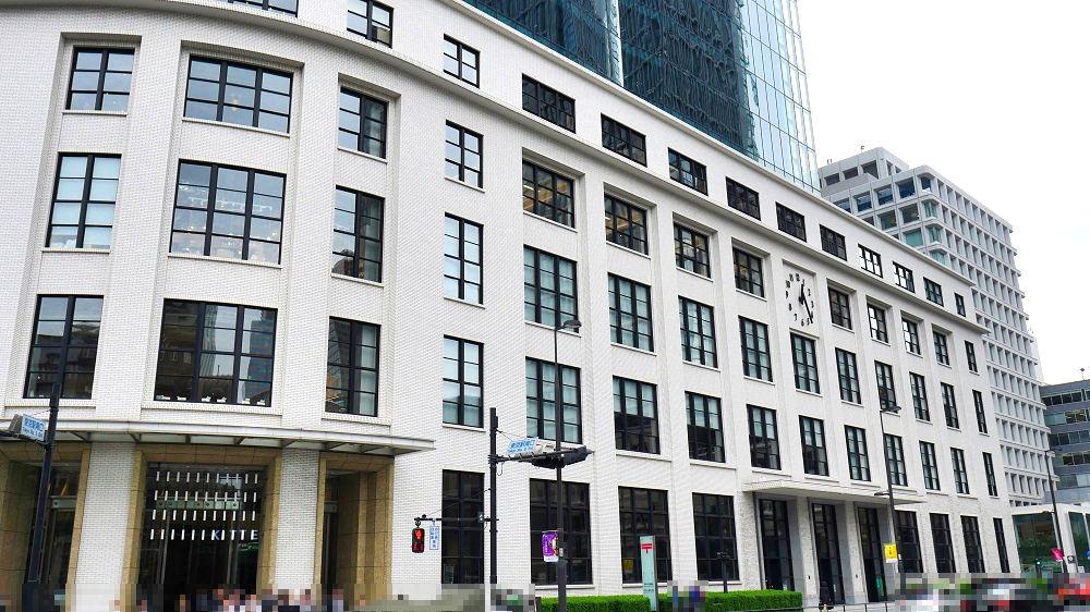 東京中央郵便局で「天皇陛下御即位記念切手帳」を確保
