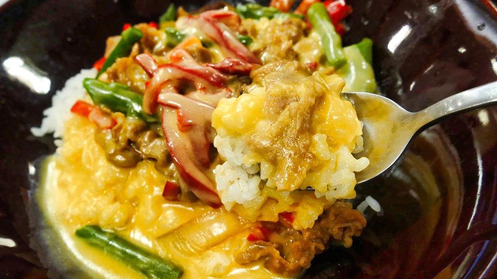 すき家の「アスパラチーズドリ丼」