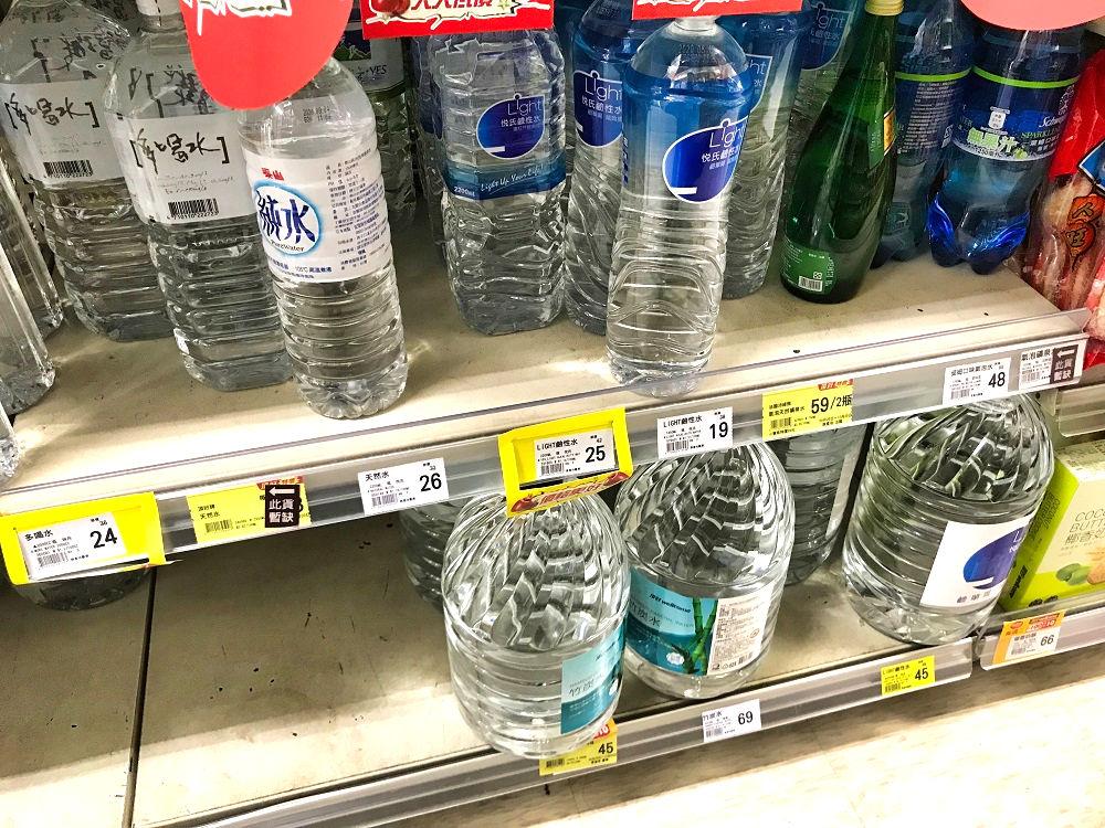頂好wellcome「農安2店」の水
