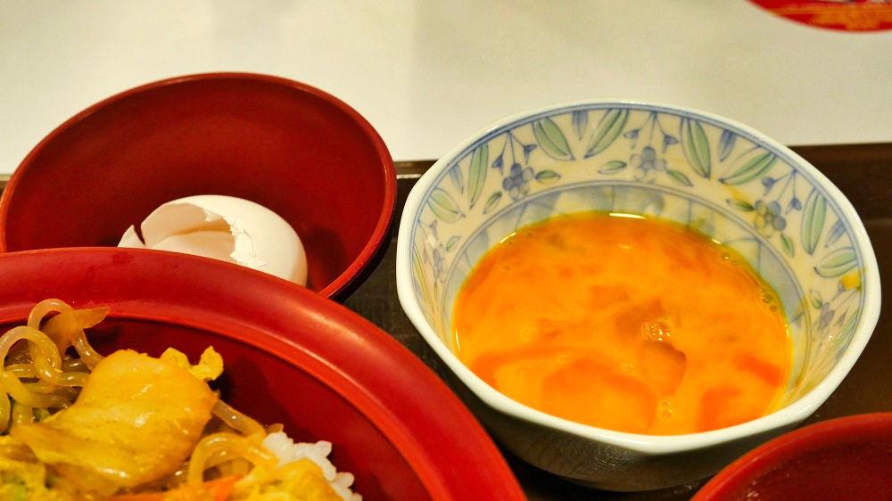 すき家の「黒毛和牛すき焼き膳」