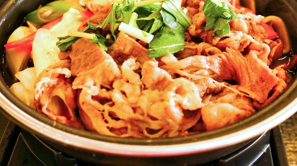 【実食レポ】吉野家の『牛すき鍋膳』はバランス抜群!お肉も美味しく野菜もたっぷり♪