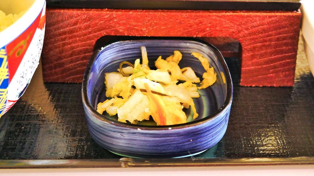 吉野家の『牛すき鍋膳』