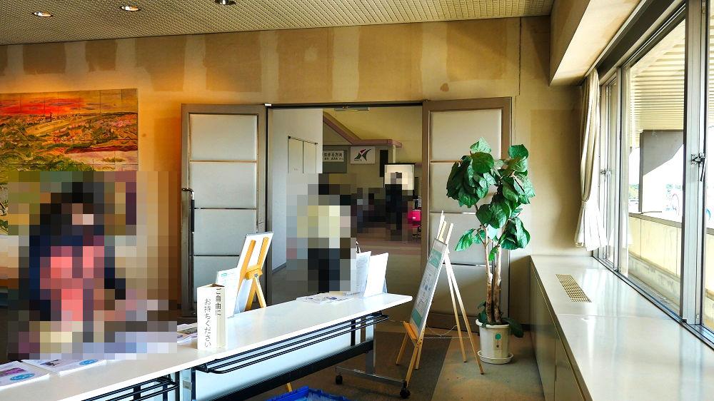 『成田市男女参画講演会』の会場は成田市役所6階大会議室