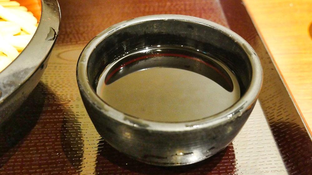 丸亀製麺の「ざるうどん」