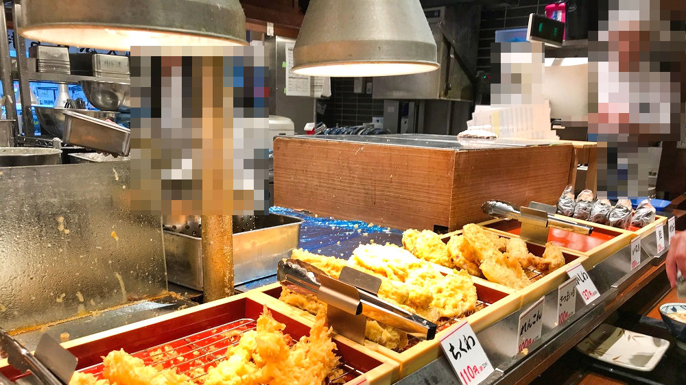 丸亀製麺「新越谷VARIE店」