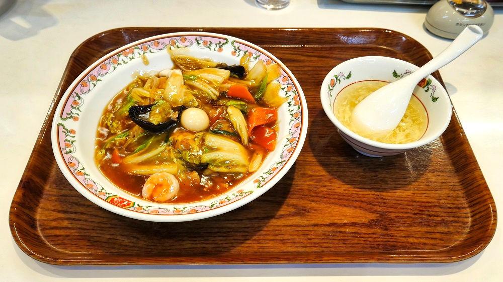 餃子の王将の定番「中華飯」