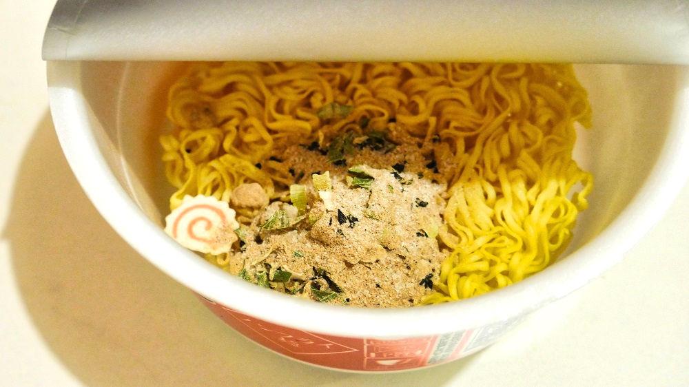 トップバリュ「しょうゆラーメン ノンフライ麺」