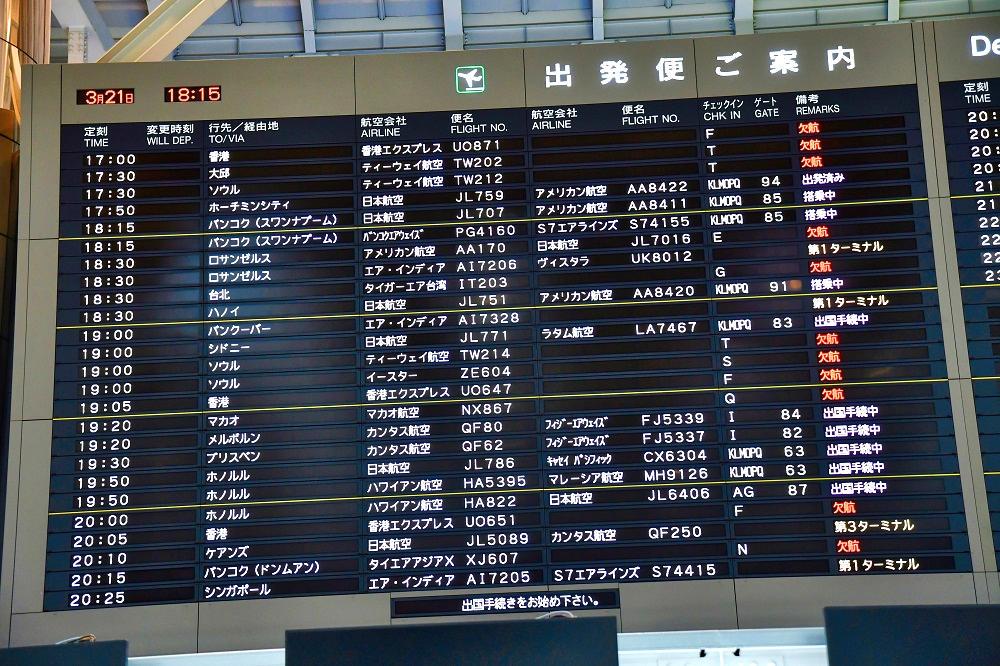 新型コロナウイルス感染症の拡大が航空業界を直撃
