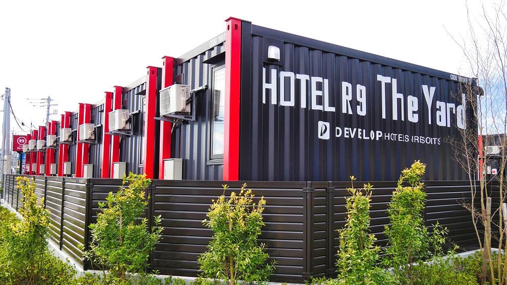 HOTEL R9 The Yard(ホテルアールナイン ザ・ヤード)成田三里塚?現在の状況
