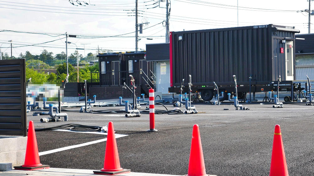 HOTEL R9 The Yard 成田空港西 5月の状況