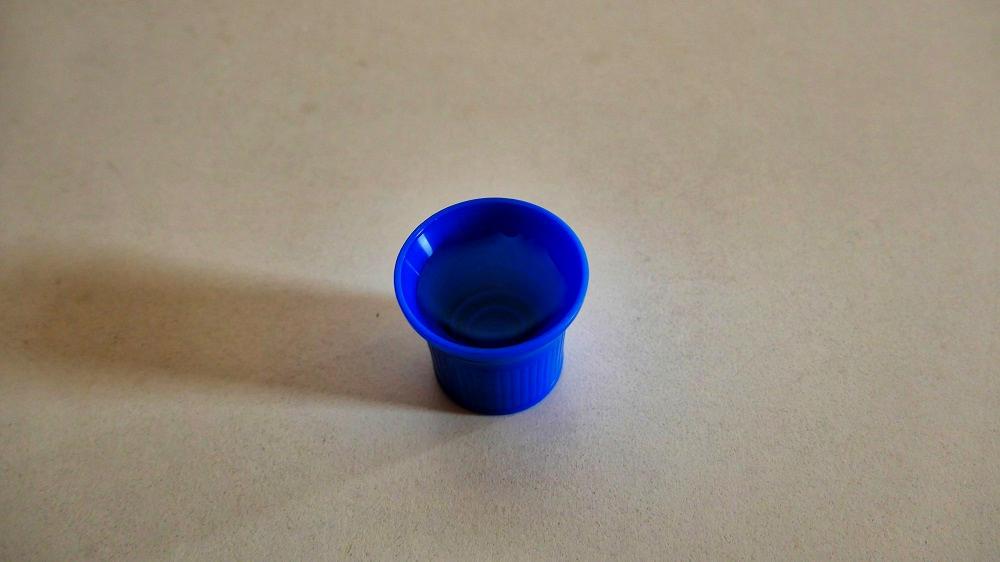 ハイターから次亜塩素酸ナトリウム液を作る流れ