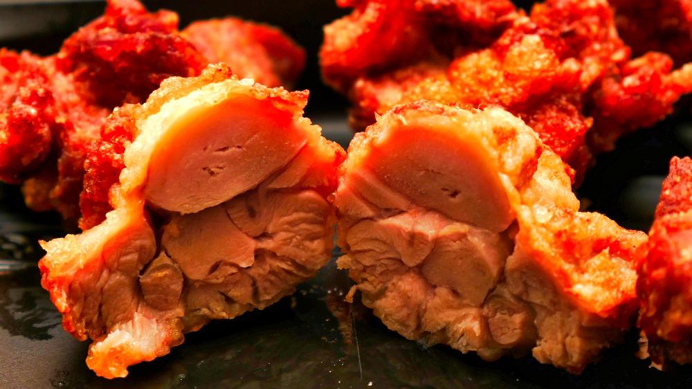ガストの『若鶏の唐揚げ10個』