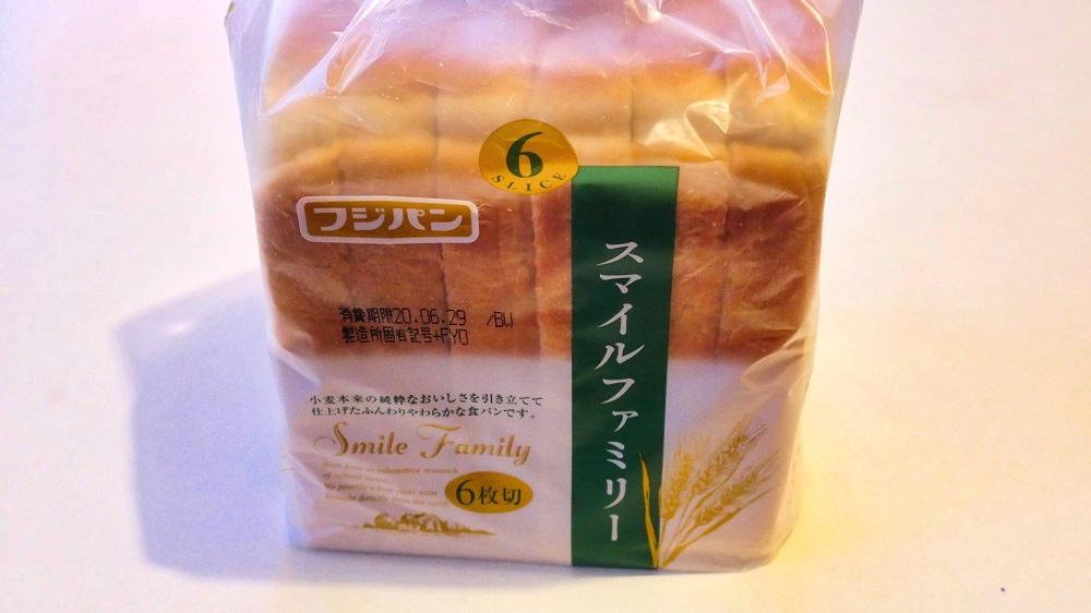 ロピアの食パン
