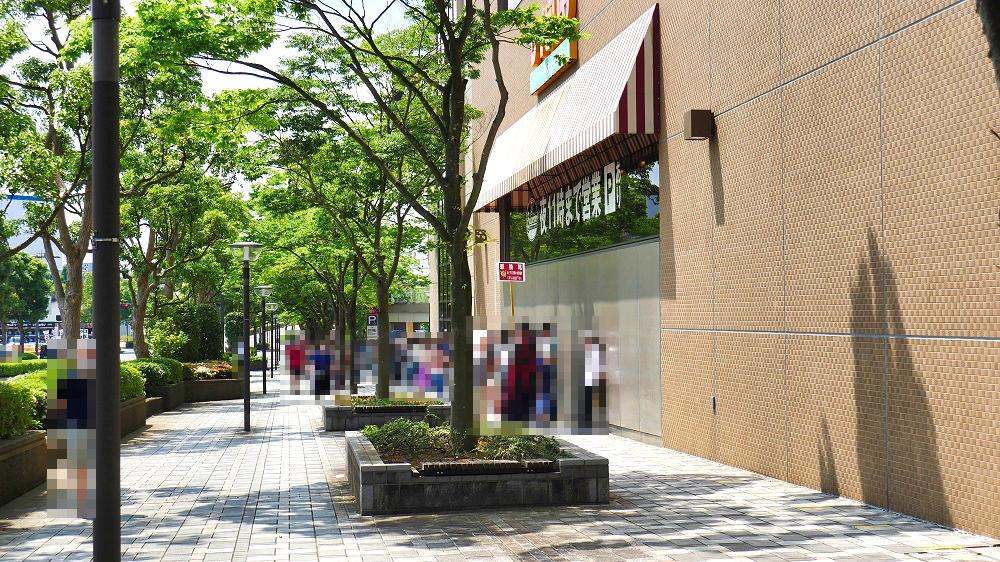 『ロピア成田店』オープン当日の状況