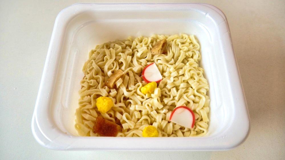 マルちゃん「赤いきつね焼うどん」完成・実食